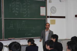 Tripathi Saroj Raman 先生の講義2